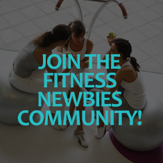 join the fitness newbies community today!